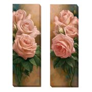 Artistic Home Gallery 'Nature's Gift' by Igor Levashov 2 Piece Painting Print on Wrapped Canvas Set