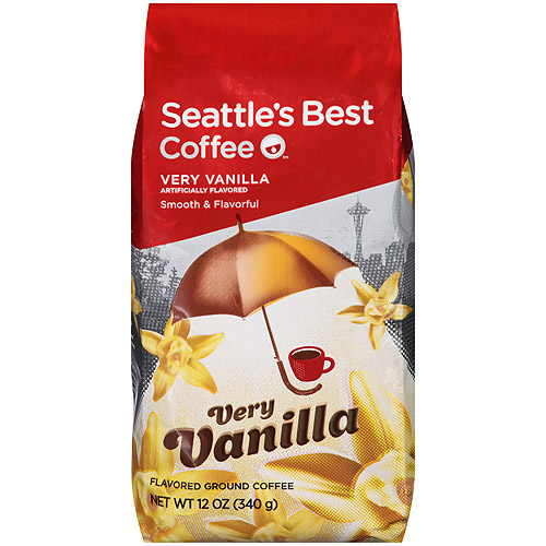 Seattle's Best Coffee Vanilla Ground 12oz