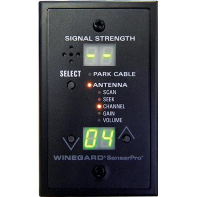 Winegard RFL332 Broadcast TV Antenna Signal Meter