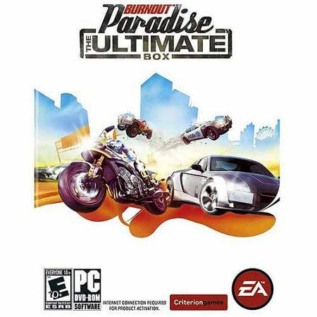 Electronic Arts Burnout Paradise: The Ultimate Box (Digital (Burnout Wing)