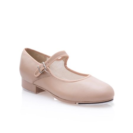 Mary Jane Tap Shoe Brown Leather Mary Jane