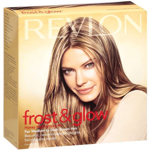 Revlon Frost & Glow Honey Highlighting Kit