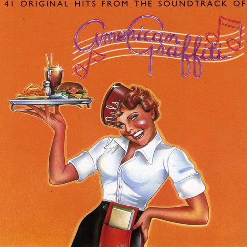 American Graffiti Soundtrack (CD)