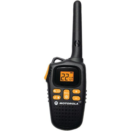 Motorola MD207R Talkabout 20 Mile 2 Way Radio, NOAA Weather Channel: Want to know where the best conditions are for your rock climbing outing Tune into one of 7 NOAA.., By Motorola