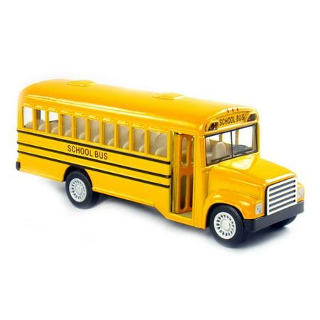Diecast Tour Bus (5