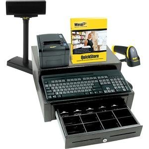 Wasp Quickstore Pos Solution Pro   Software And Hardware