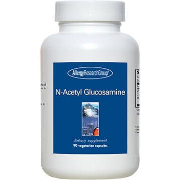 N-acetyl Glucosamine 90 Caps (Allergy Research Group, N-Acetyl Glucosamine 500 mg 90 caps)