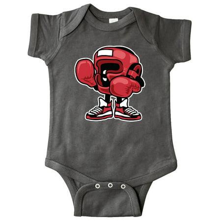 Boxing Champion Infant Creeper
