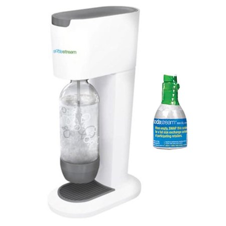 how to make sparkling water with sodastream