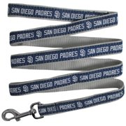 Pets First MLB San Diego Padres Cats and Dogs Durable Pet Leash, Large