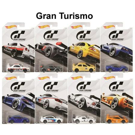 - Hot Wheels 2018 Gran Turismo
