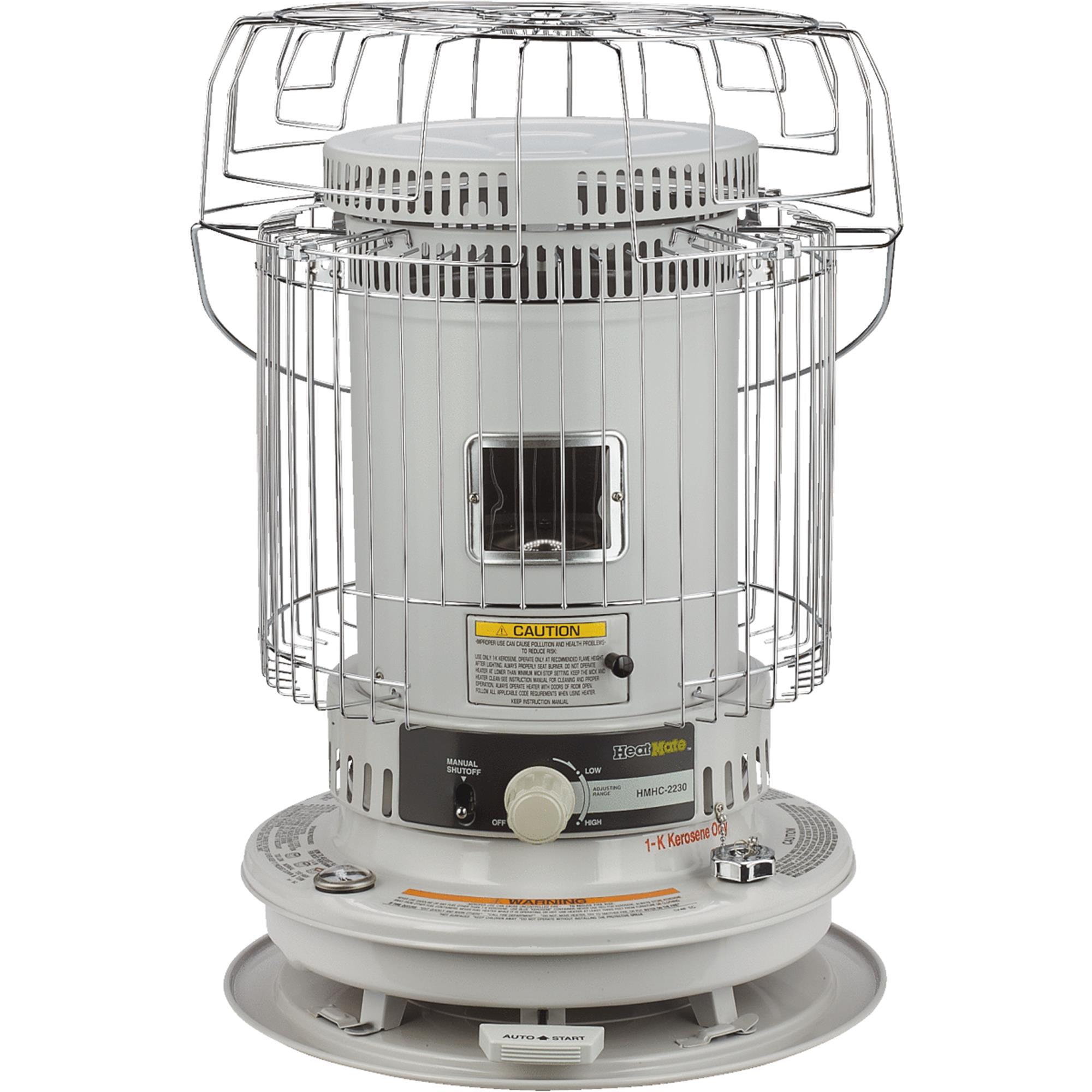 HeatMate Convection Kerosene Heater by Kerosene Heaters