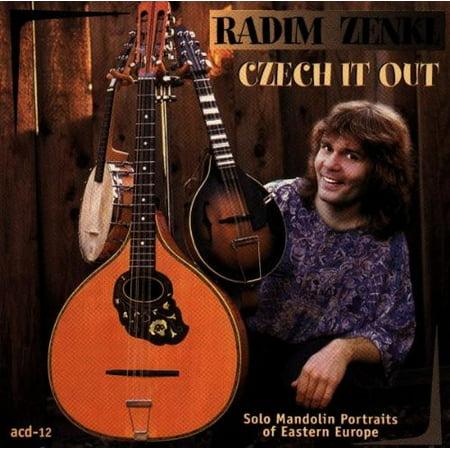 Radim Zenkl - Czech It Out (CD) - image 1 of 1
