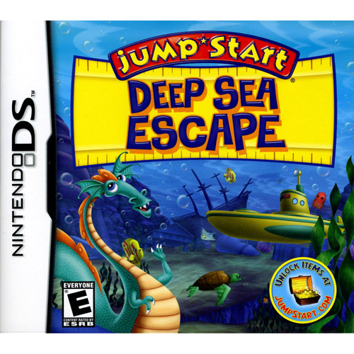 Jumpstart Deep Sea Rescue (DS)