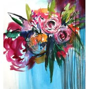 Mai Autumn Paradiso by Christine Lindstrom Painting Print