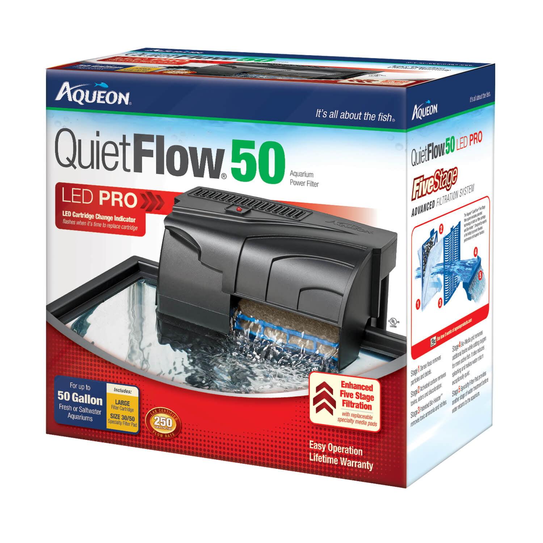 Aqueon QuietFlow LED 50 Filter