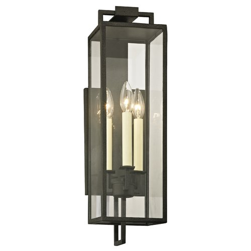 Darby Home Co Advika 3-Light Outdoor Sconce by