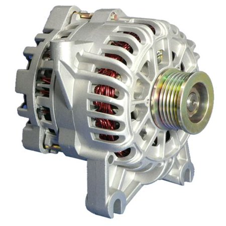 DB Electrical AFD0100 New Alternator For Ford 5.4L 5.4 6.8L 6.8 Ford F150 F250 F350 Pickup 02 03 04 2002 2003 2004, Excursion 02 03 04 05 2002 2003 2004 2005 334-2533 2C3U-10300-AA 2C3U-10300-AB 8310N (2002 Ford F150 F250 Pickup)