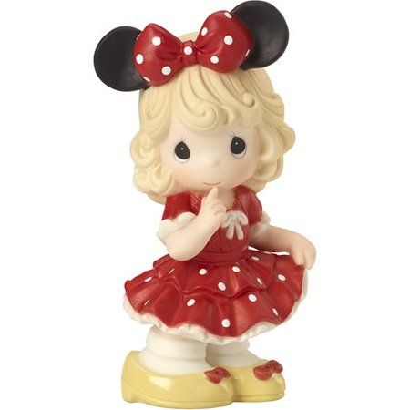 Precious Moments Disney Minnie Mouse You Fill My World with Sunshine Figurine