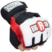Ringside Gel Wraps XLarge Red / Black