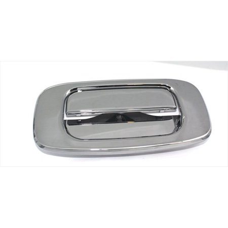 - 903 Polished Billet Aluminum Tailgate Handle Assembly