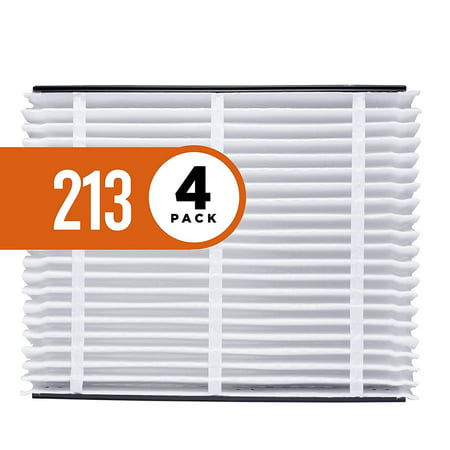 Aprilaire 213 Air Filter for Aprilaire Whole Home Air Purifiers, MERV 13 (Pack of - Whole Supply