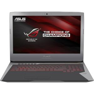 """Asus G752VY-DH72 17.3"""" Notebook w  Intel i7-6700HQ, 32GB RAM, 1TB HDD, 128GB SSD by ASUS"""