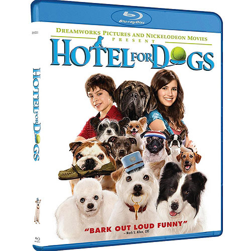 Hotel For Dogs (Blu-ray) (Widescreen)