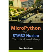 MicroPython for STM32 Nucleo Technical Workshop - eBook