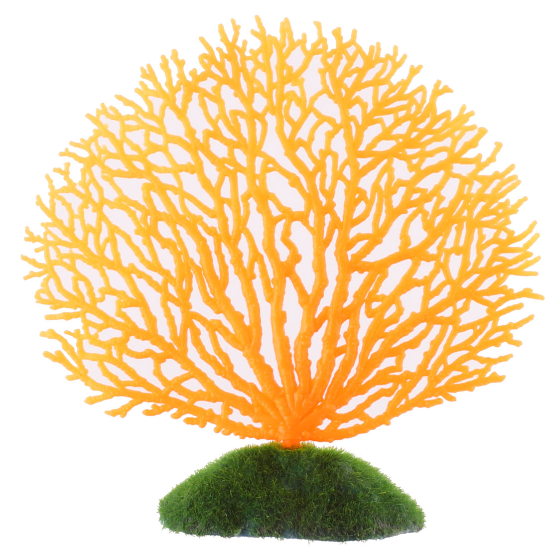 Tree Shaped Manmade Underwater Sea Plant Landscaping Aquarium Coral Ornament