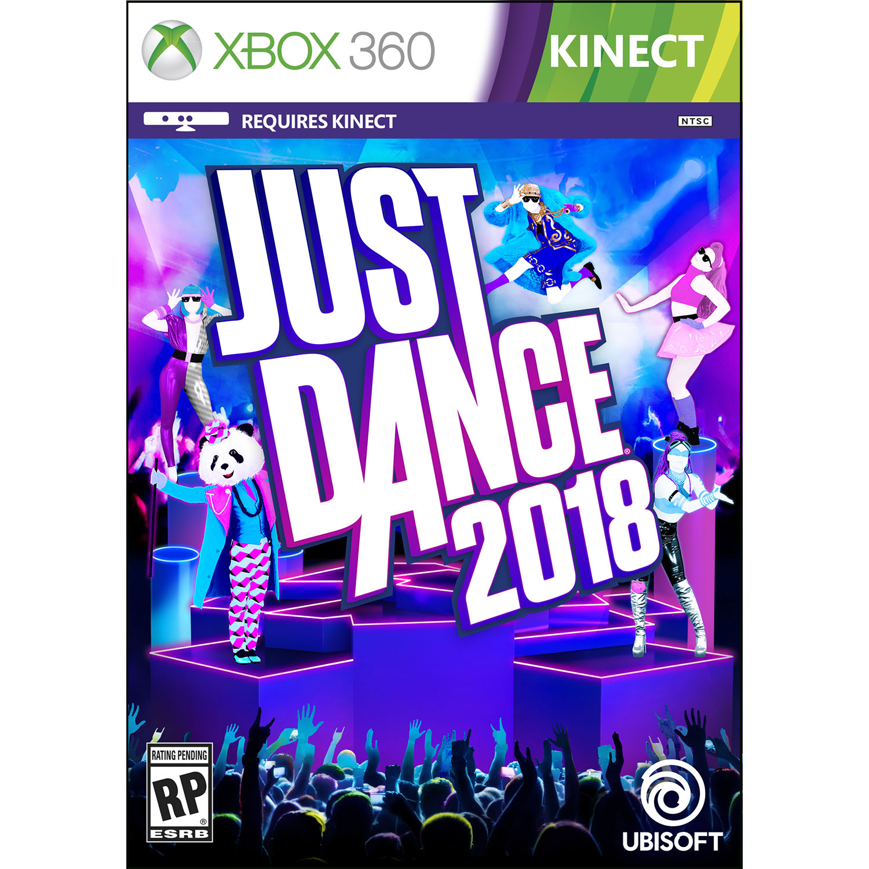Just Dance 2018, Ubisoft, Xbox 360 Kinect, Preowned/Refurbished
