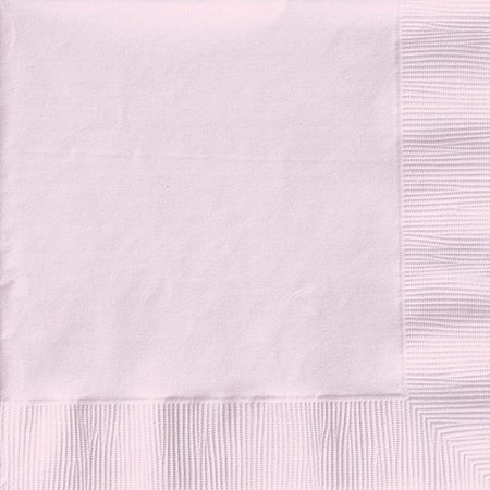 Creative Expressions Luncheon Napkins 50-Pack, Classic Pink