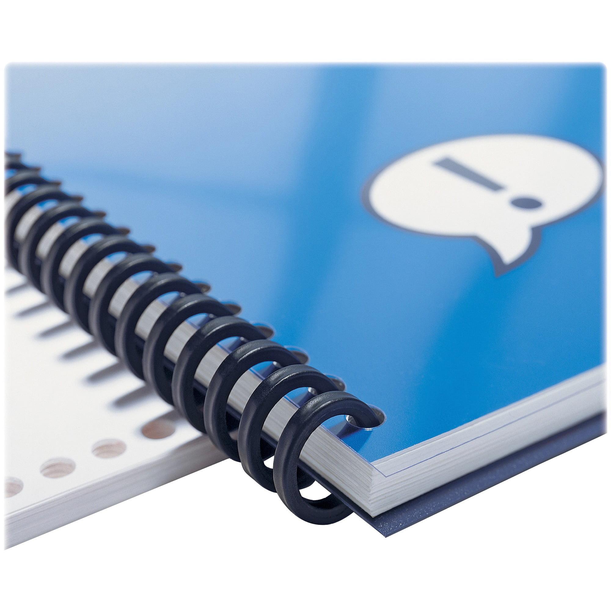 Swingline GBC, SWI2514517, ProClick Binding Spines, 100 / Box, Black