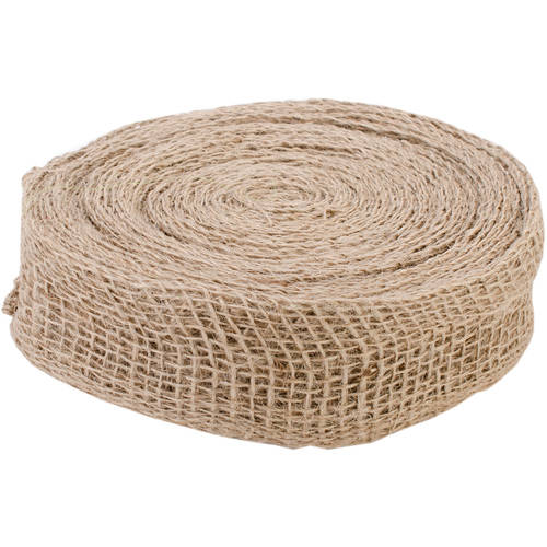"Kel-Toy Jute Ribbon, 2"" x  10 Yards"