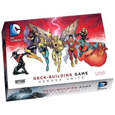 Cryptozoic DC Comics Deckbuilding Game #2 Heroes Unite](Baby Hero Games)