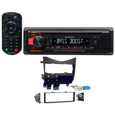 Kenwood CD Player Receiver Stereo MP3/Aux+Remote For 2003-2007 Honda on
