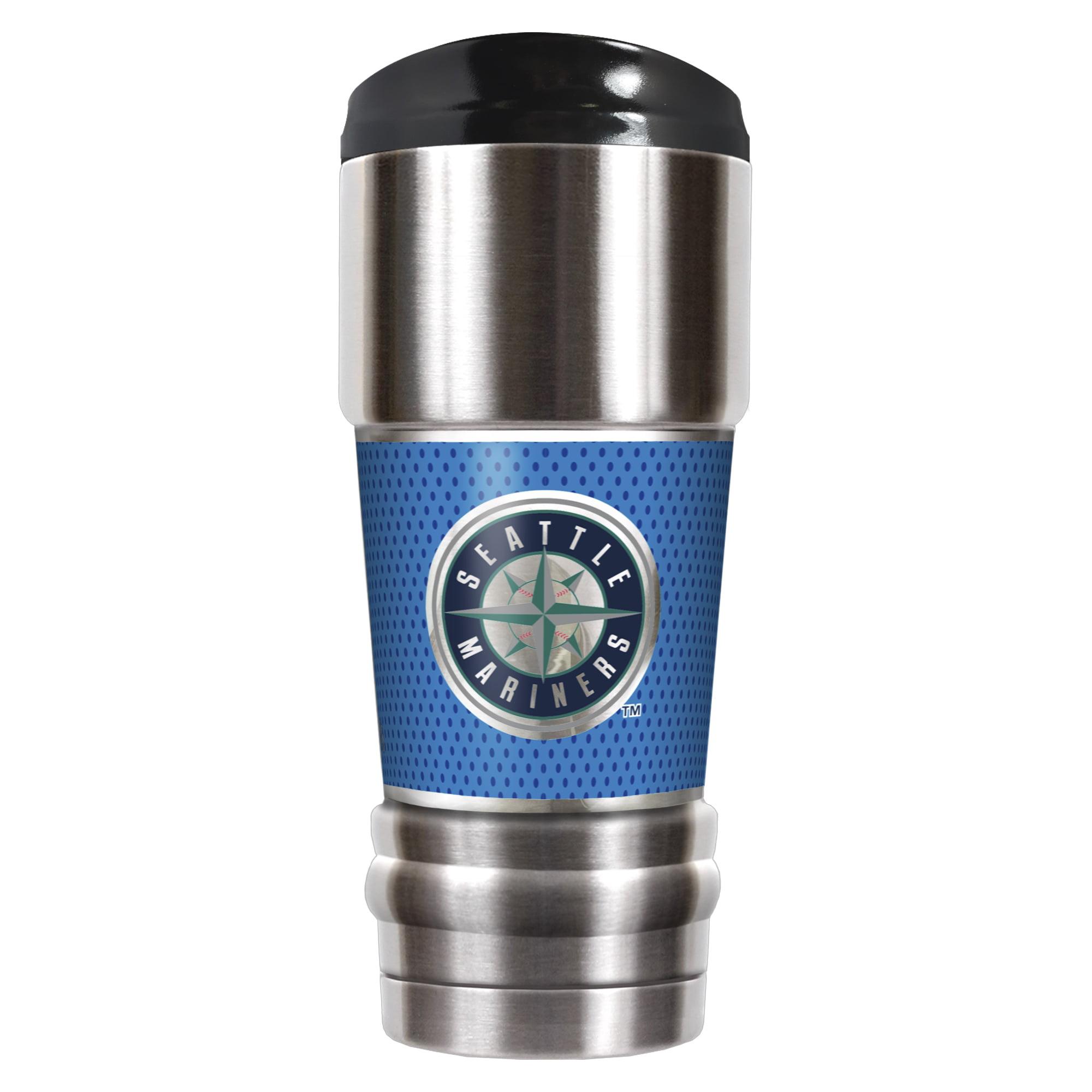 Seattle Mariners 2018 Players' Weekend 18oz. Vacuum-Insulated Travel Mug - No Size