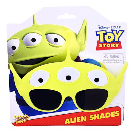 Party Costumes - Sun-Staches - Disney - Toys Story Alien New - Toy Story Aliens Costume