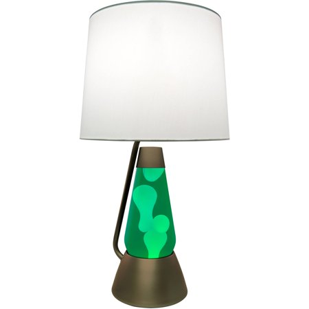 Bright Source 18 5   Lamp With 52 Oz Lava Globe  Shade Sold Separately