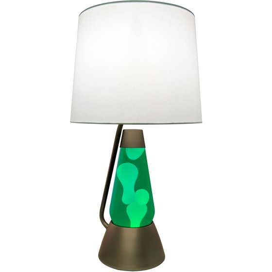 Bright Source 18 5 Quot Lamp With 52 Oz Lava Globe Shade Sold