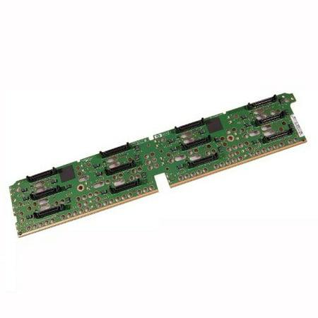 HP 461493-001 4.0GB Fiber Channel (FC) disk shelf backplane board Fiber Channel Disk