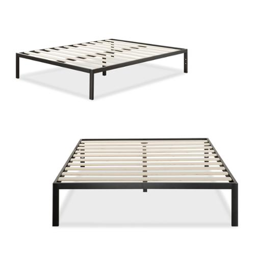 Priage Platform Twin Bed Frame Walmartcom