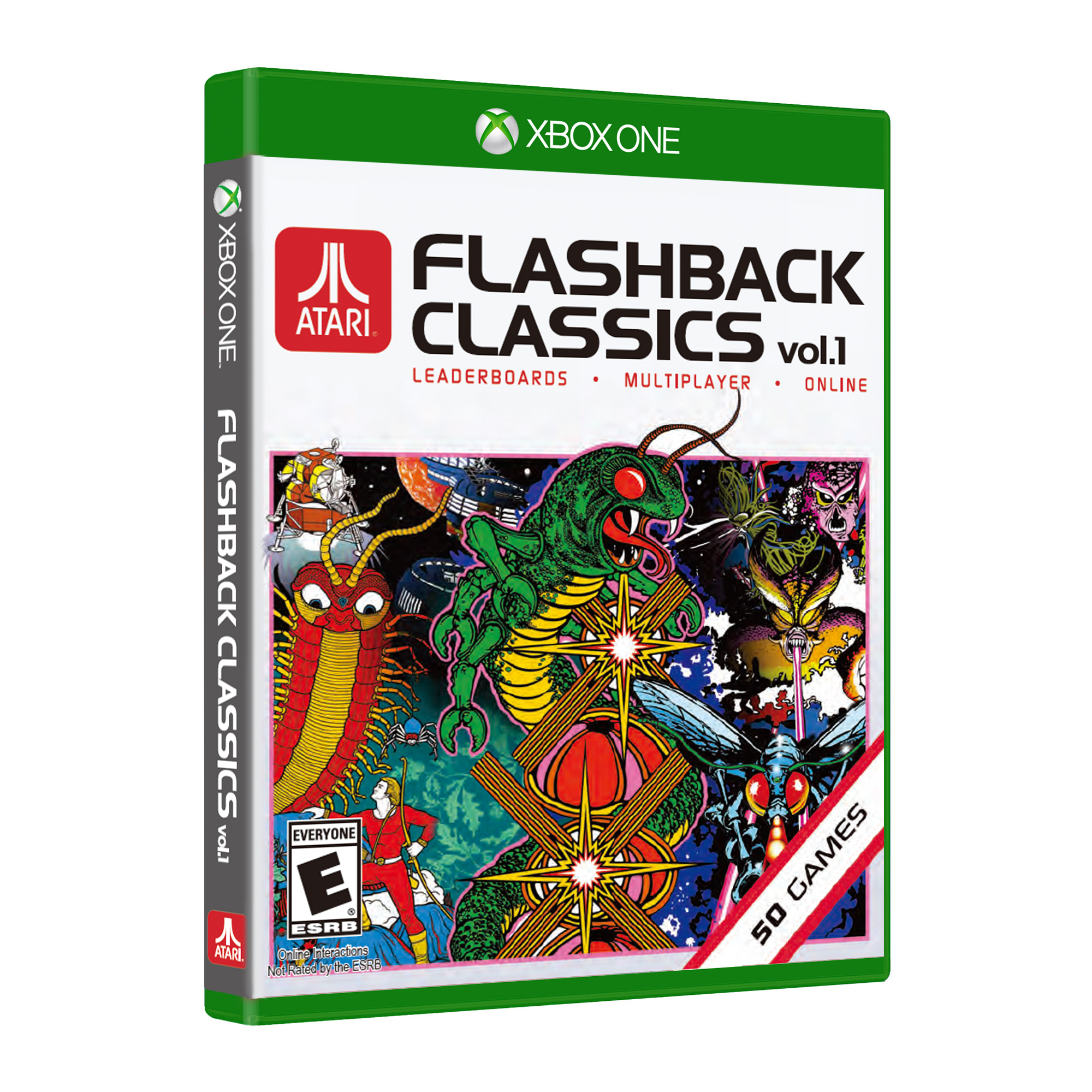 Atari Flashback® Classics, Vol. 1 for Xbox ONE