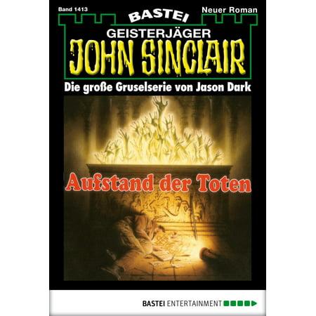 John Sinclair - Folge 1413 - - Blutiger Halloween John Sinclair