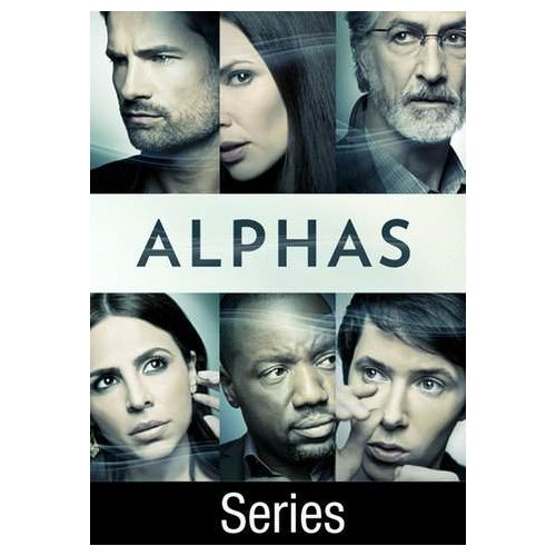 Alphas [TV Series] (2012)