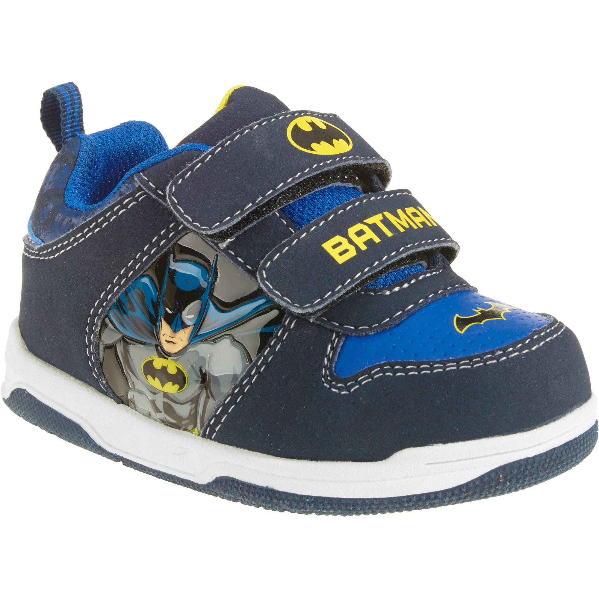 Batman Toddler Boys' Skate Sneaker