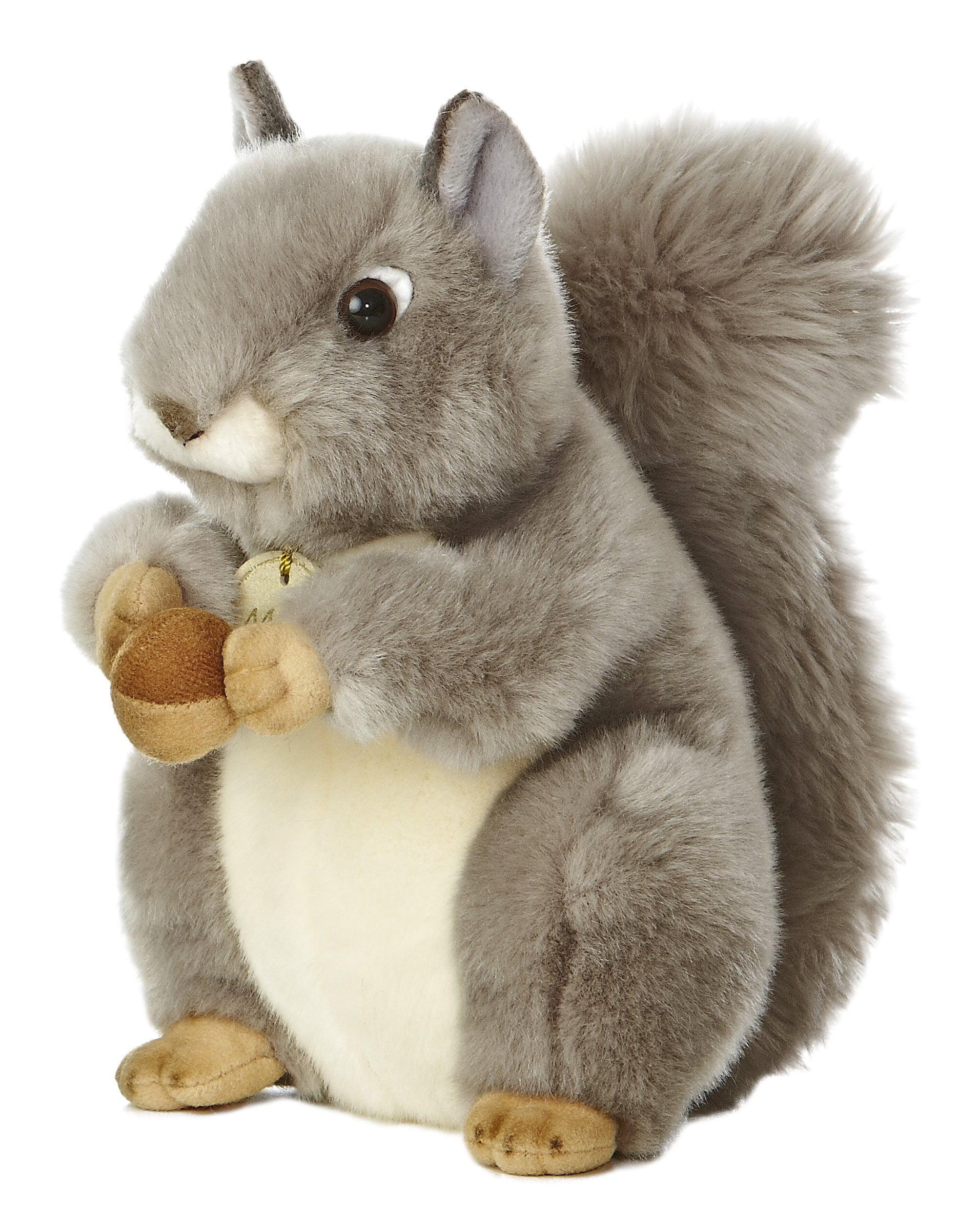 "Plush Chip the Chipmunk Stuffed Toy By Aurora 8/"""