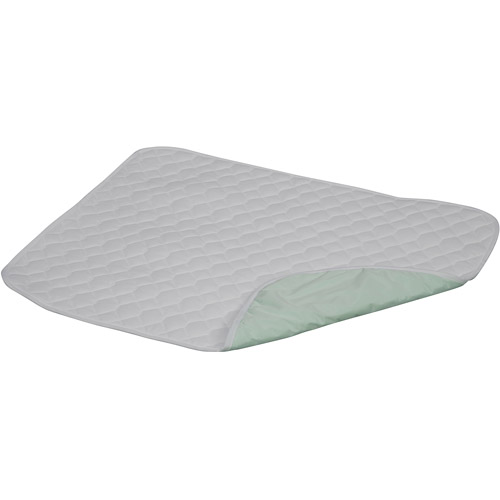 "DMI 4-Ply Quilted Reusable Underpad without Straps, 28"" x 36"""