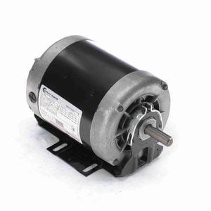 1 hp 3450 RPM 56 Frame 200-230/460V Belt Drive Blower Motor Century # H464 Belt Drive Blower Motor