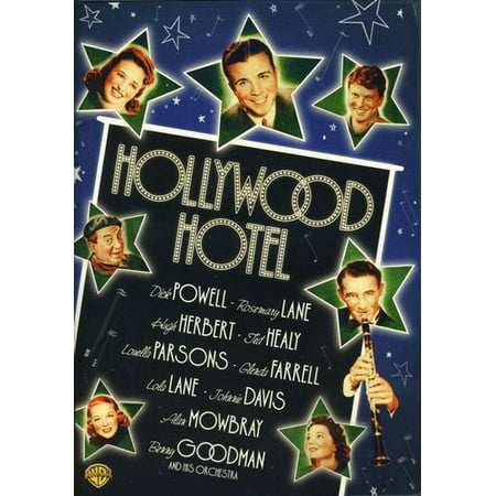 Hollywood Hotel ( (DVD))